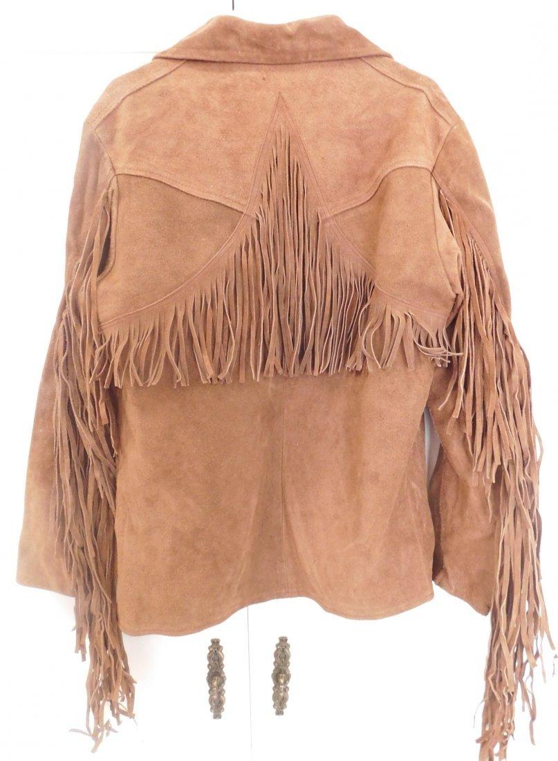 Native American-style War Shirt - 6