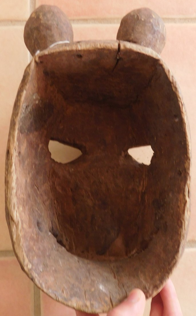 Old African Mask - 5