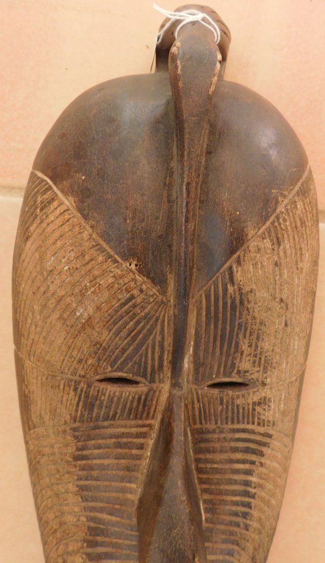 Old African Mask - 3