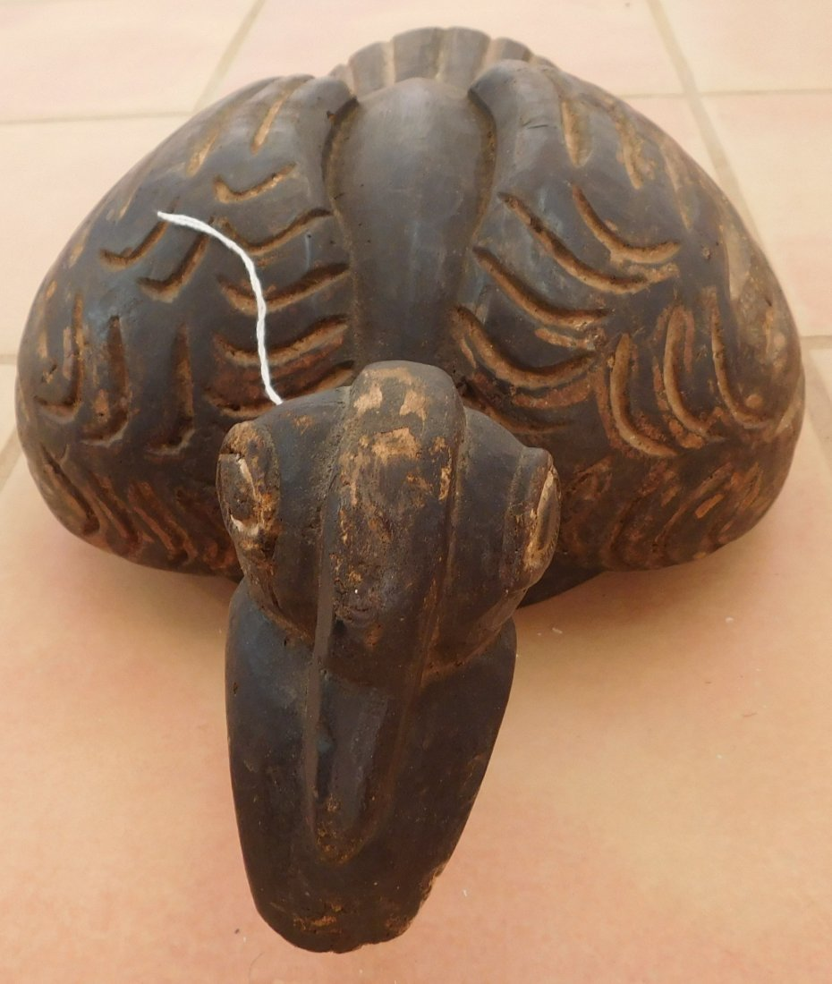 Old African Mask - 4