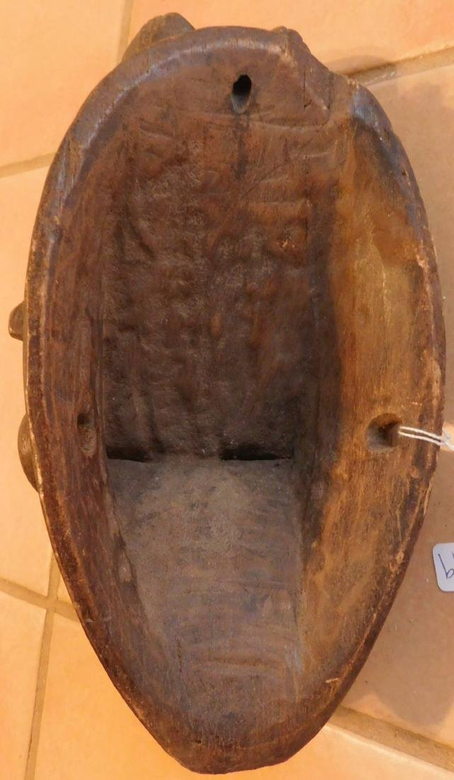 Old African Mask - 7