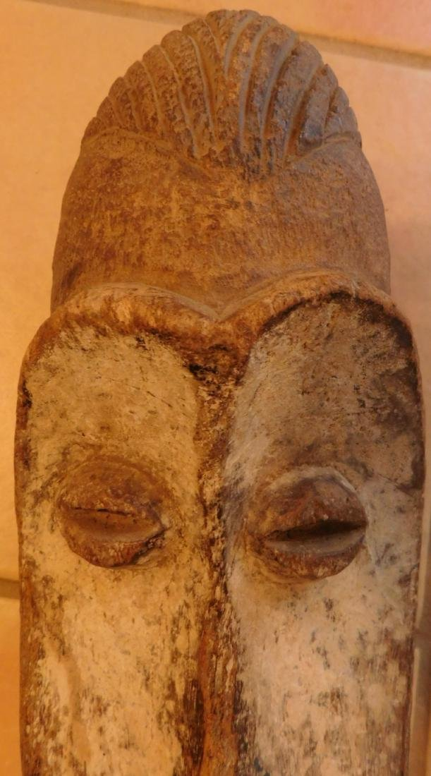 Old African Mask - 6