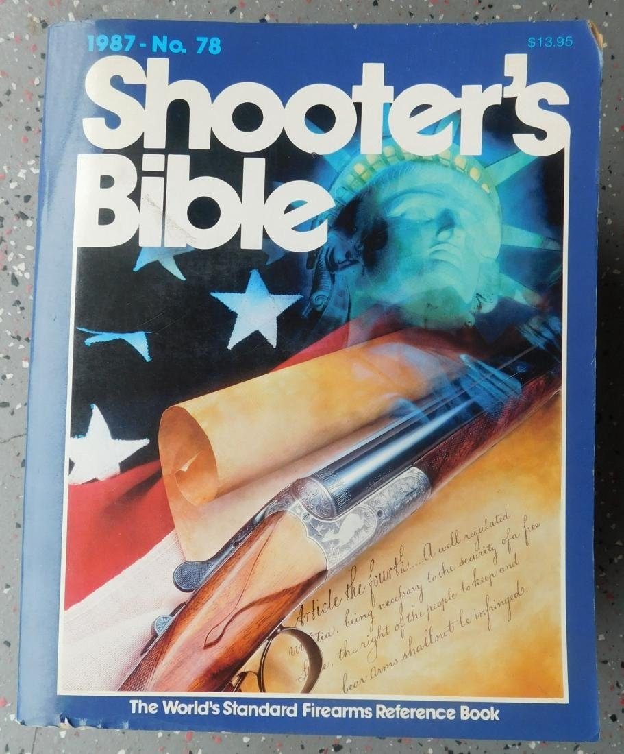 6 Old Gun Catalogs - 2