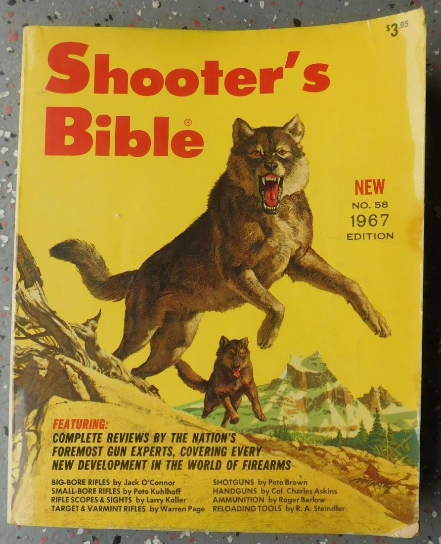 6 Old Gun Catalogs - 7