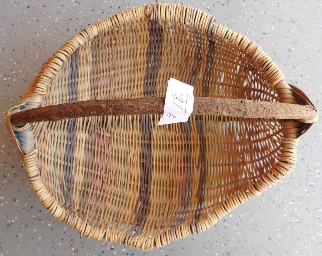 Large Basket of Tribal Baskets - 2