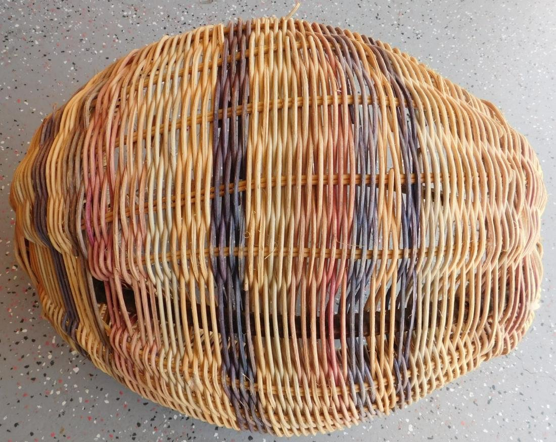 Large Basket of Tribal Baskets - 3