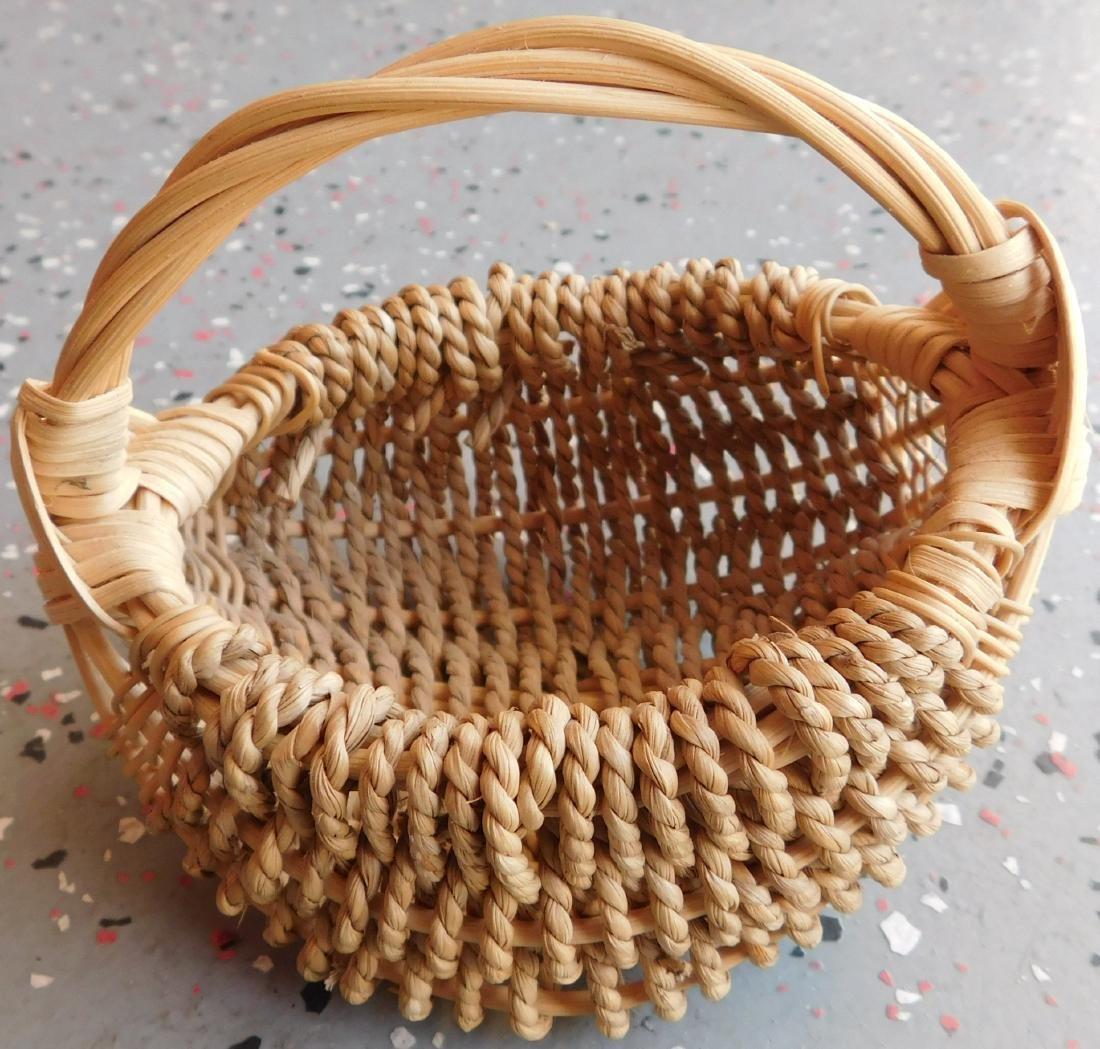 Large Basket of Tribal Baskets - 4