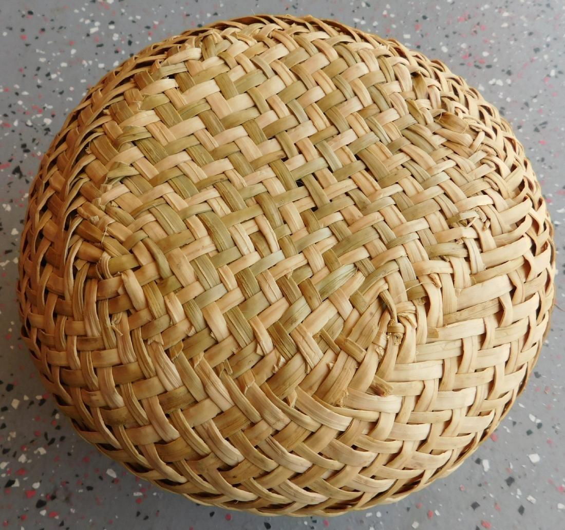 Large Basket of Tribal Baskets - 6