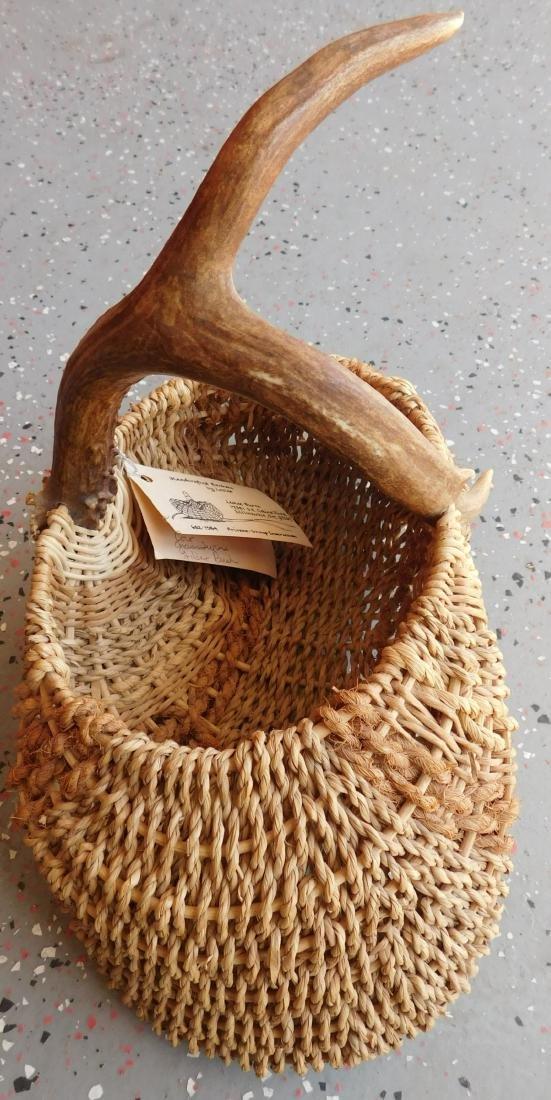 Large Basket of Tribal Baskets - 7