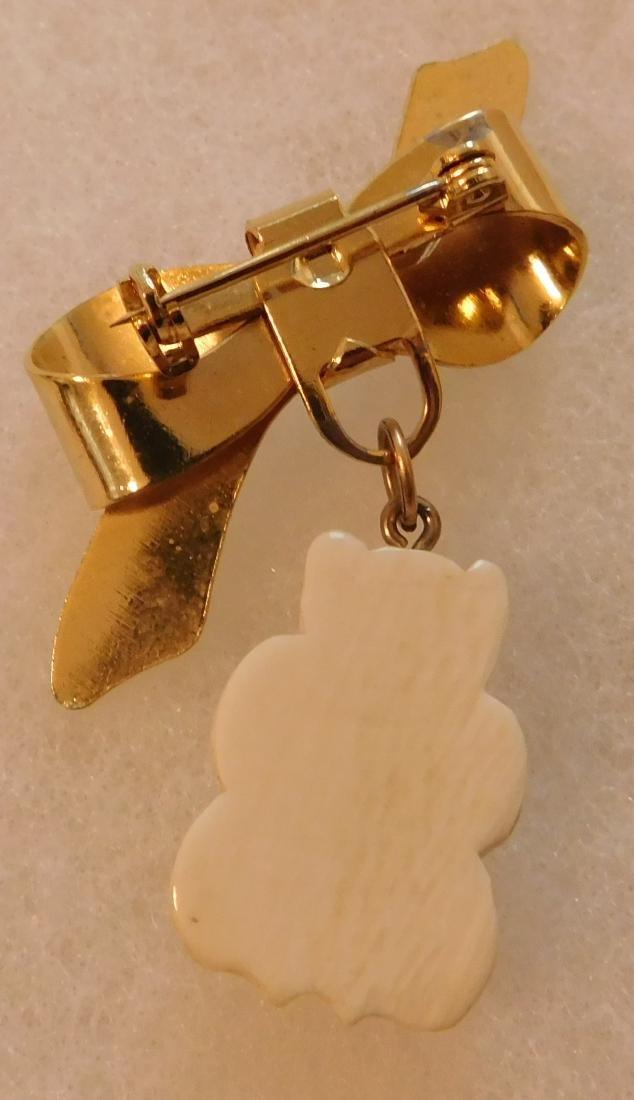 7 Pieces of Alaskan Antique Jewelry - 5