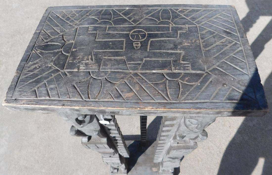 Pacific Rim Effigy Altar - 2