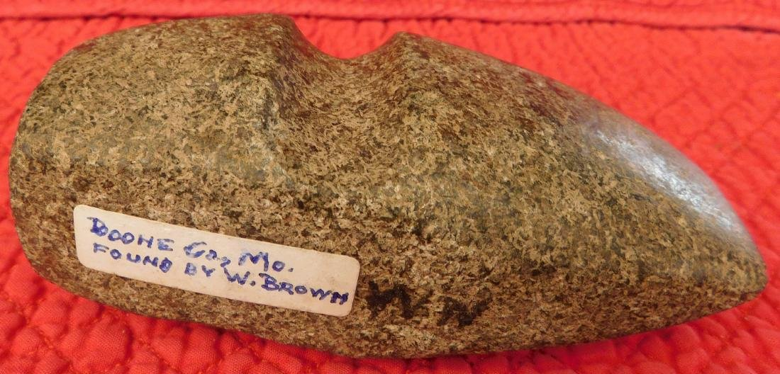 Stone Axe w/Jackson COA - 7