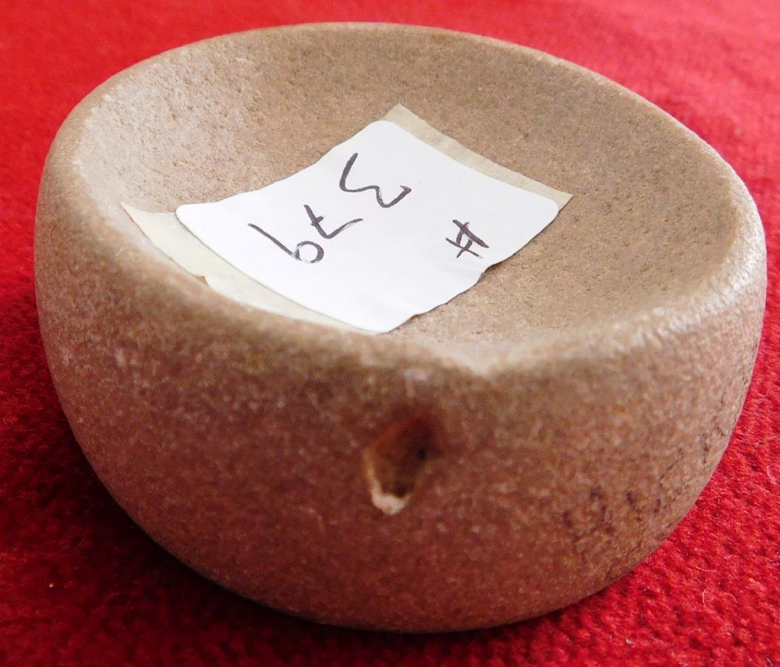 Discoidal Stone w/Jackson COA - 5