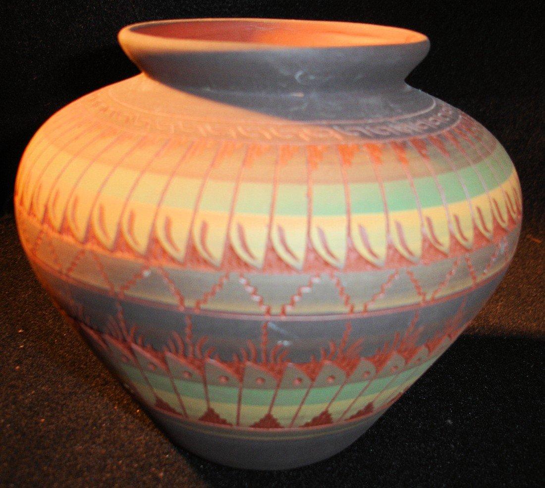 1: Modern Navajo Pot