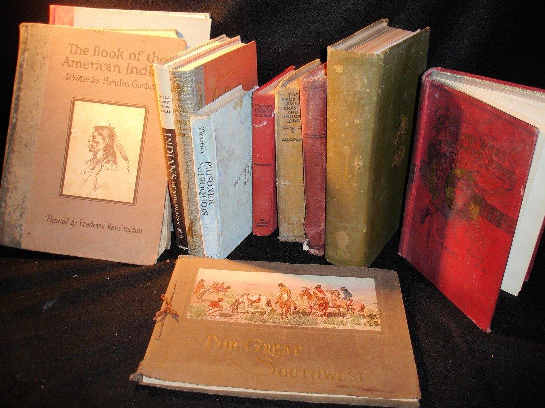 3: 11 Native American books