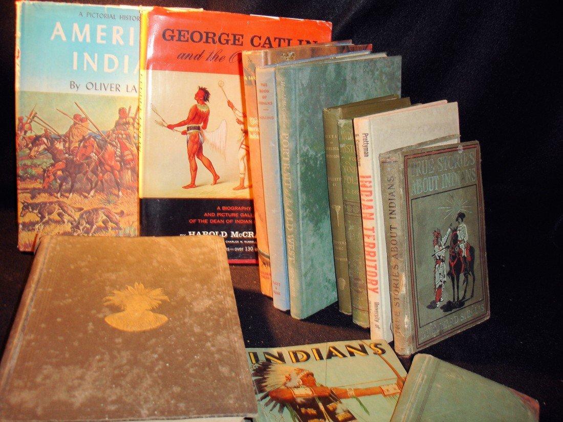 4: 11 Native American books