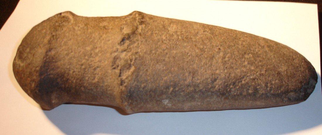 7: Pre-Historic Large Axe Head
