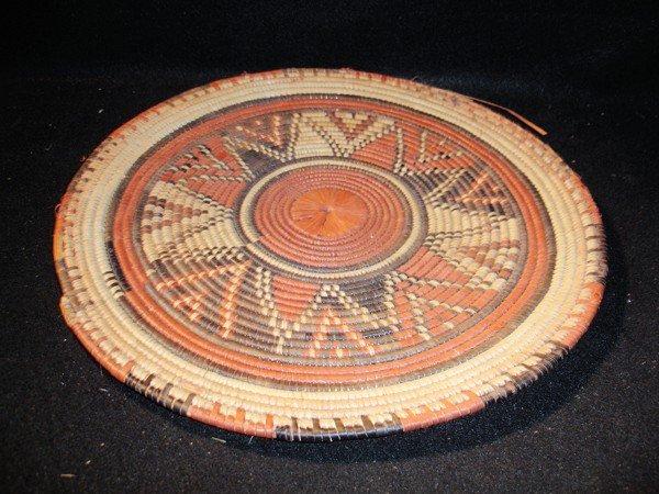 184: Native American Basket Tray