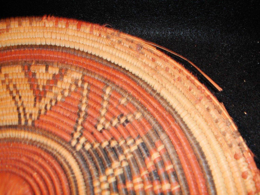 184: Native American Basket Tray - 3