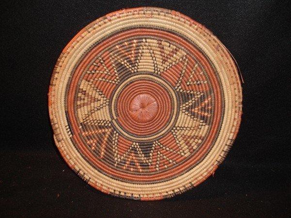 184: Native American Basket Tray - 5