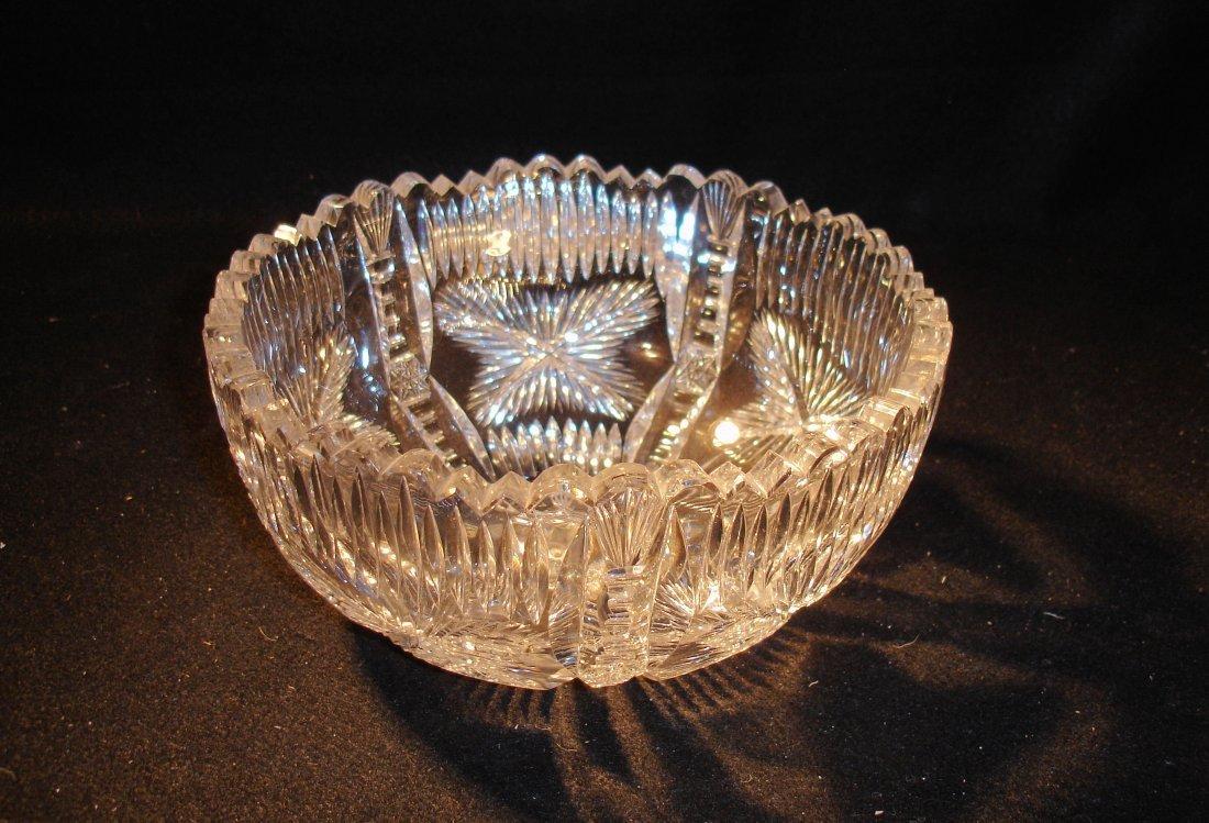 4: Libbey Glass Center Bowl