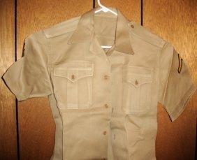 Private Pressed U.S. Military Shirt