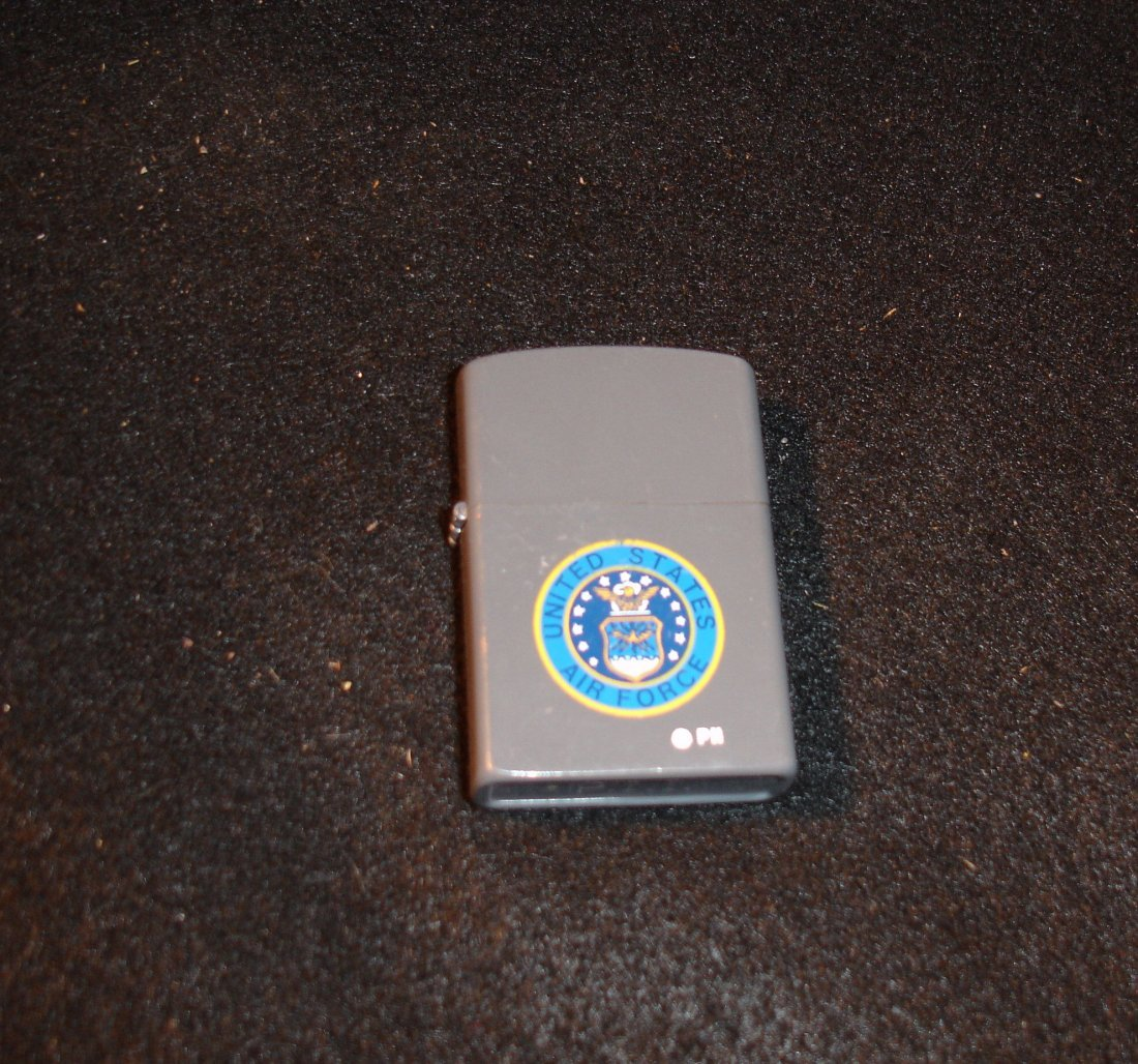 23: USAF Cigarette Lighter
