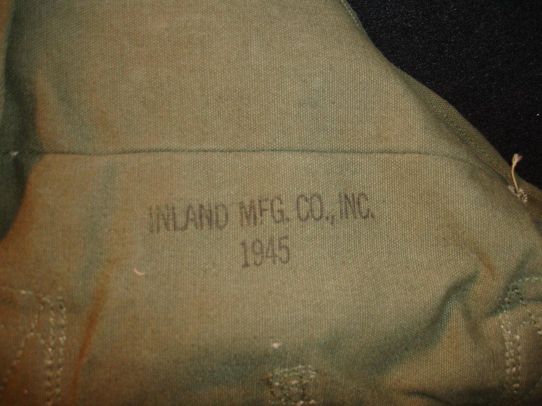 65: WW2 Inland Mfg. Bag - 3