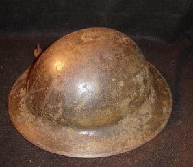 WW1 Helmet With Liner