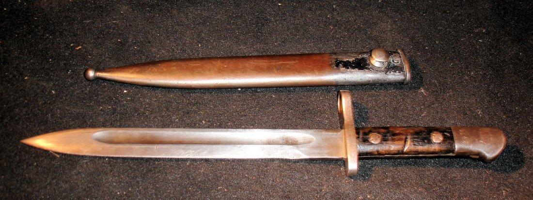 79: German Mauser Bayonette