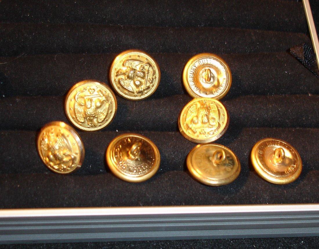 85: U.S. Navy Buttons Waterbury Button Co.