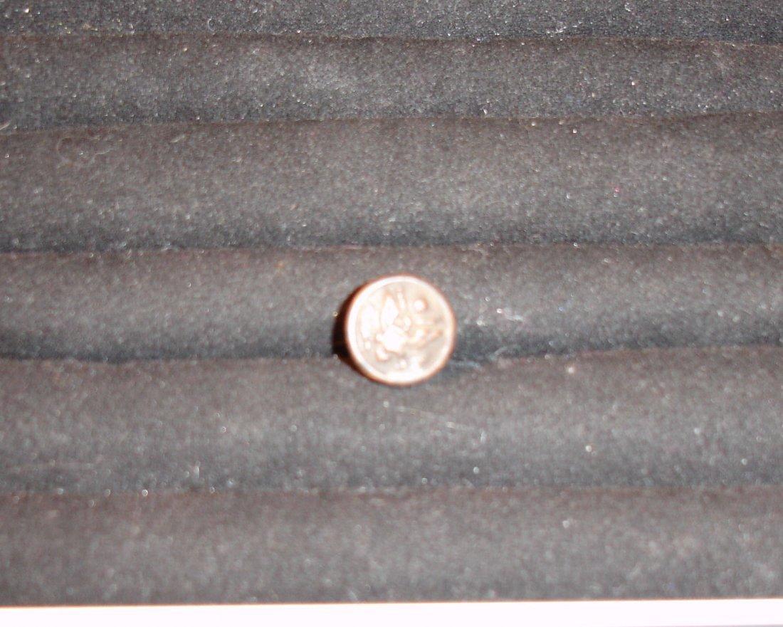 92: Civil War Era Button N.J. A.M. Button Co