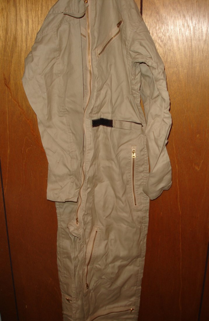 200: Buweps US Navy Flying Coveralls 1961