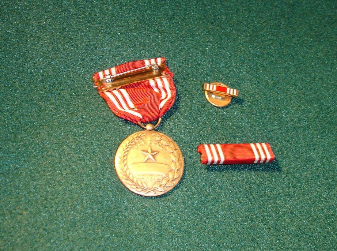 2: US Good Conduct Medal Ensemble