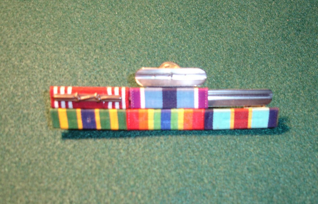 3: Group of Various Ribbons