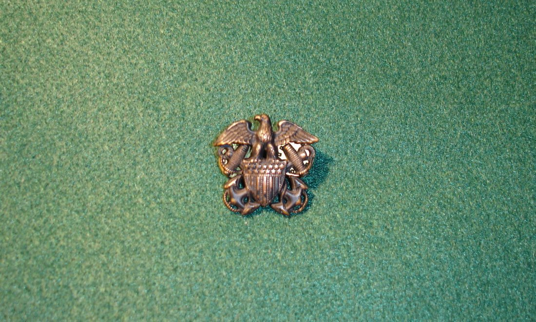 5: US Military Eagle Hat Pin