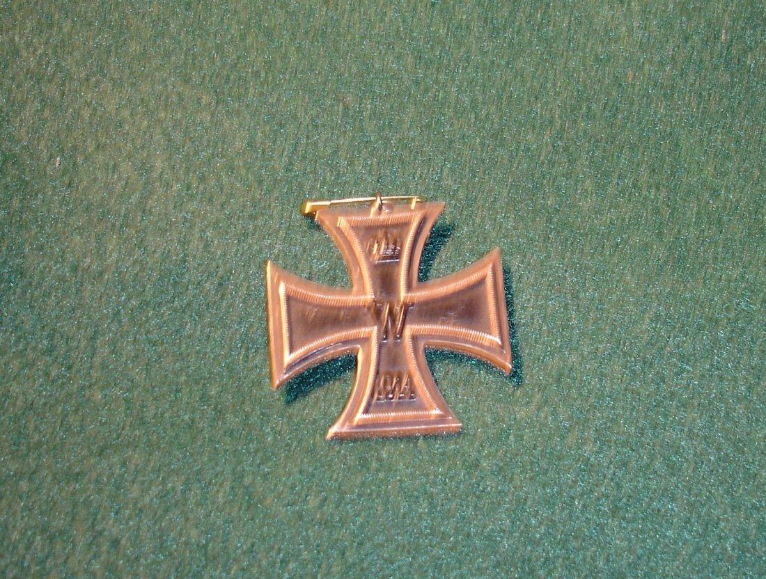 7: 1914 German Iron Cross