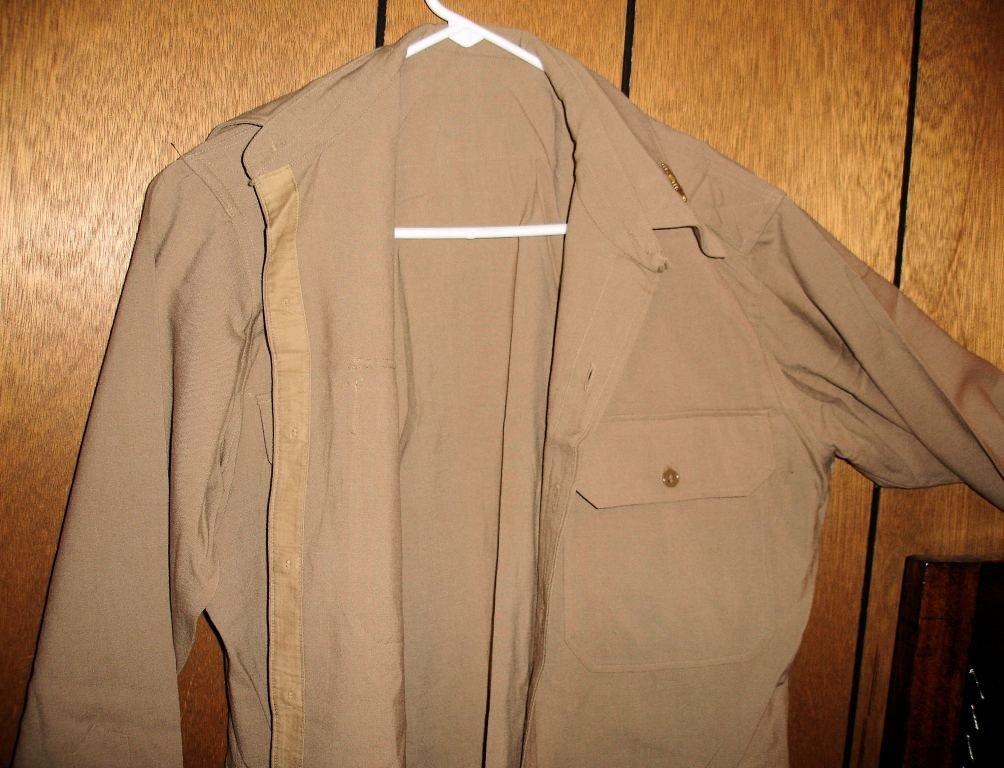 14: US Army WW2 Engineering Corp Shirt
