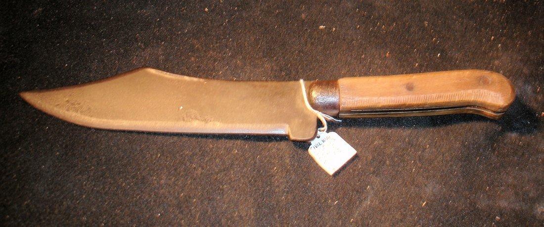 20: Civil War Era Large Bowie Knife