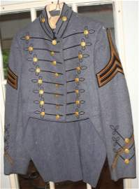 132: Early 1900's West Point Uniform Jacket