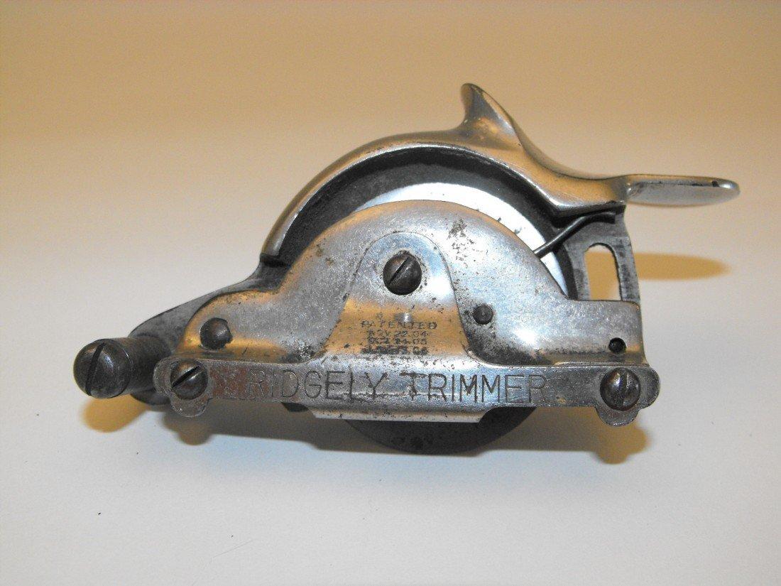008: Ridgely Trimmer