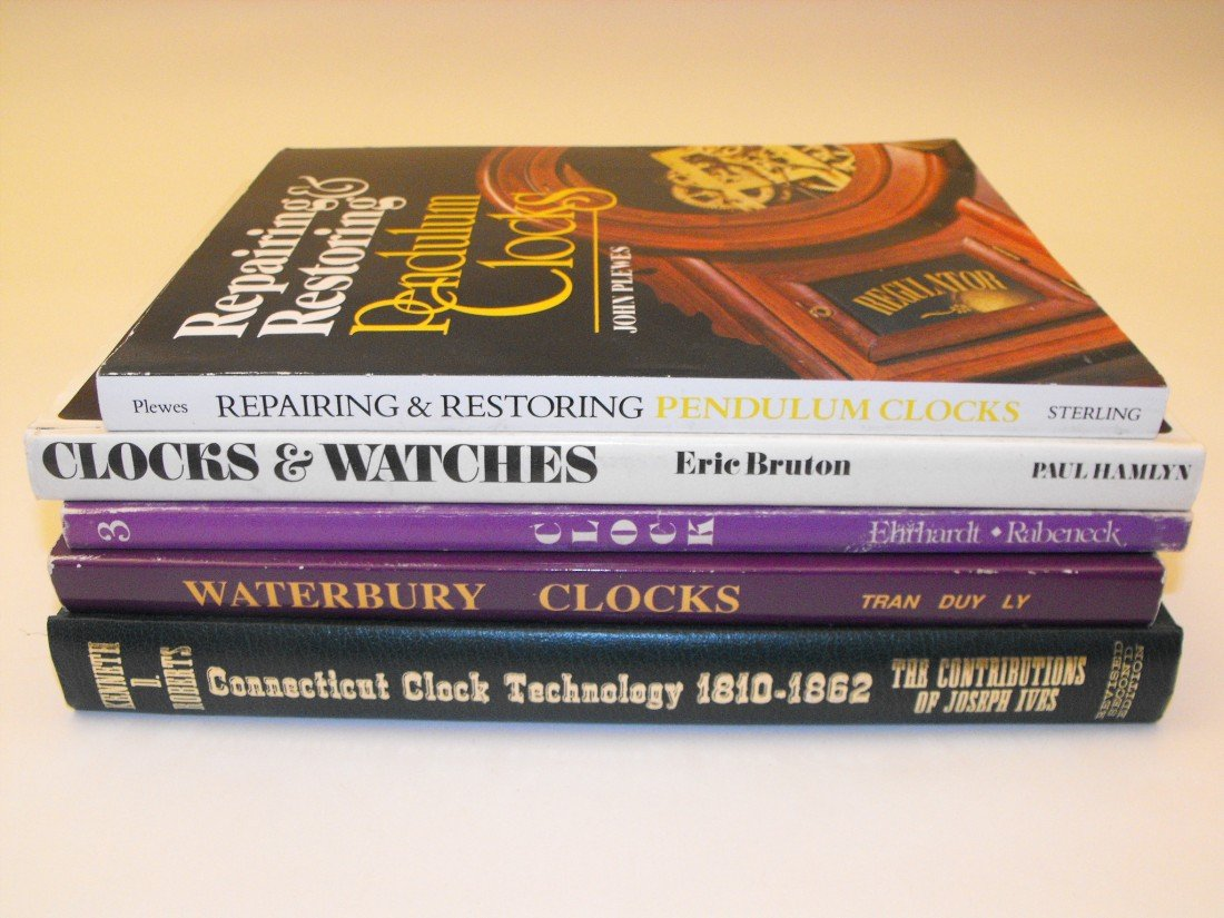 012: Clock Books