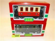 268: LGB Trains