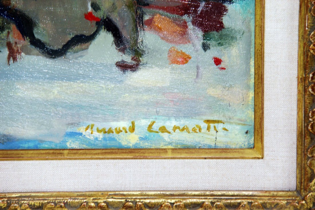 BERNARD LAMOTTE (1903-1983) - 3