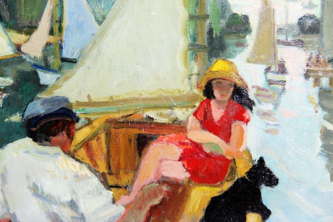 BERNARD LAMOTTE (1903-1983) - 4