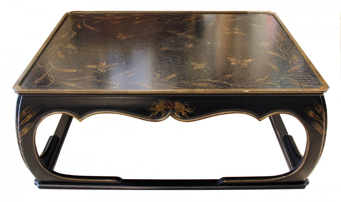 An Asian influenced LOW TABLE (KANGZHUO)