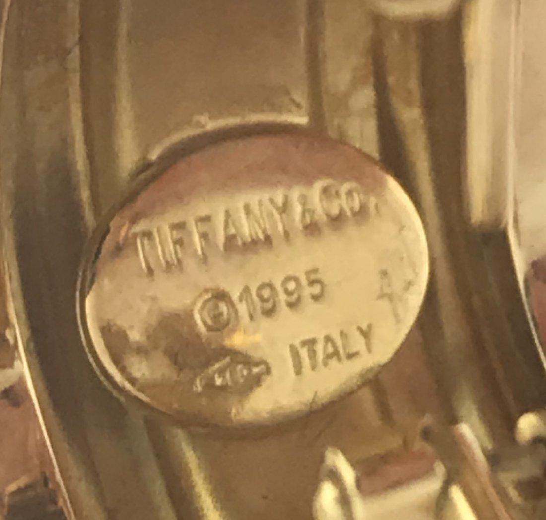TIFFANY & CO.,18 Karat Gold Extra Large Atlas Ear Clips - 3