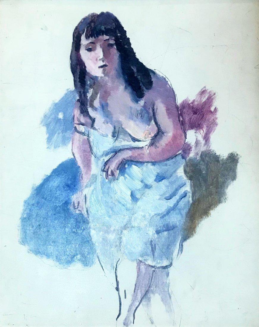 Jules PASCIN (Attrib.) (1885-1930)