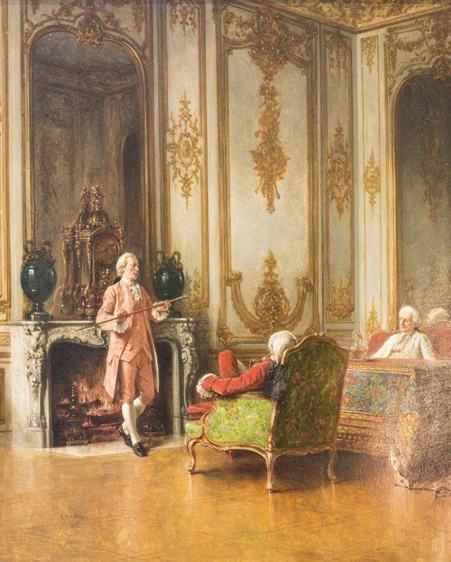 BENJAMIN EUGENE FICHEL (FRENCH, 1826-1895)