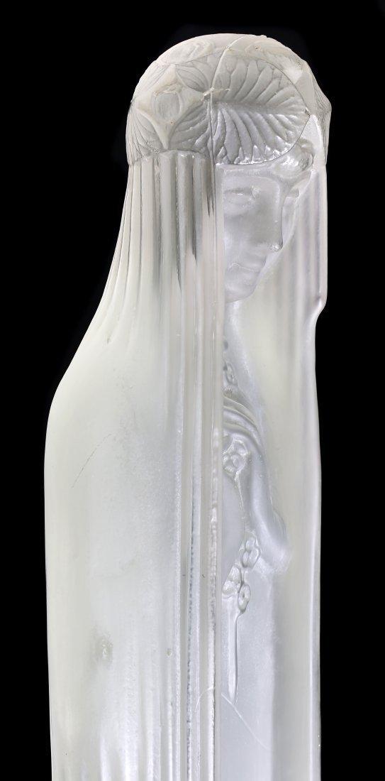 RENE LALIQUE (1860-1945) 'SOURCE DE LA FONTAINE CALYPSO - 3